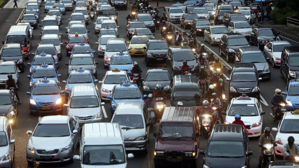 Rush Hour Driving